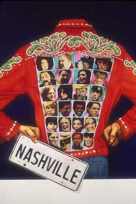 Nashville - 11 x 17 Movie Poster - Style D