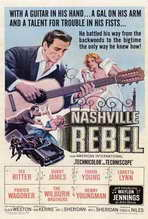 Nashville Rebel - 27 x 40 Movie Poster - Style A