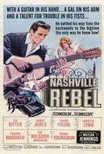 Nashville Rebel - 27 x 40 Movie Poster - Style A