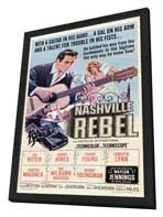 Nashville Rebel - 27 x 40 Movie Poster - Style A - in Deluxe Wood Frame