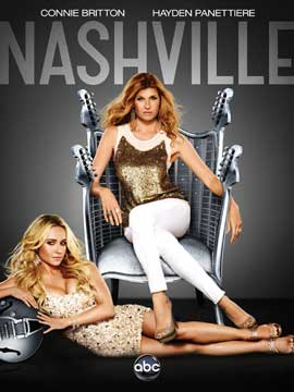 Nashville (TV) - 11 x 17 TV Poster - Style C