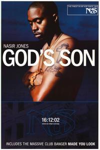 Nasir Jones - Music Poster - 23 x 35 - Style A