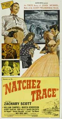 Natchez Trace - 20 x 40 Movie Poster - Style A