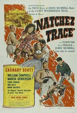 Natchez Trace - 11 x 17 Movie Poster - Style A