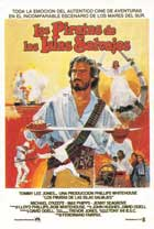 Nate and Hayes - 11 x 17 Movie Poster - Spanish Style A