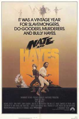 Nate and Hayes - 11 x 17 Movie Poster - Style A