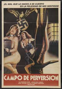 Nathalie: Escape from Hell - 43 x 62 Movie Poster - Bus Shelter Style A