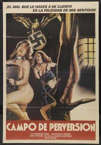 Nathalie, Fugitive from Hell - 11 x 17 Movie Poster - Spanish Style A
