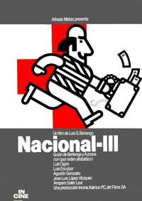 National III - 11 x 17 Movie Poster - Spanish Style A