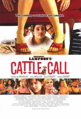 National Lampoon's Cattle Call - 11 x 17 Movie Poster - Style A