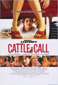 National Lampoon's Cattle Call - 27 x 40 Movie Poster - Style A