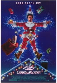 National Lampoon's Christmas Vacation - 43 x 62 Movie Poster - Bus Shelter Style A