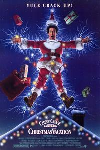 National Lampoon's Christmas Vacation - 11 x 17 Movie Poster - Style A - Museum Wrapped Canvas
