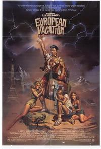 National Lampoon's European Vacation - 43 x 62 Movie Poster - Bus Shelter Style A