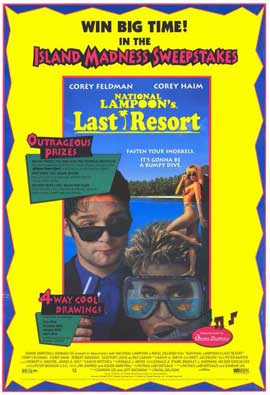 National Lampoon's Last Resort - 11 x 17 Movie Poster - Style A