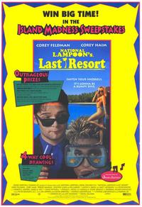 National Lampoon's Last Resort - 27 x 40 Movie Poster - Style A