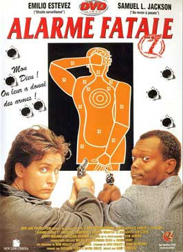 National Lampoon's Loaded Weapon 1 - 11 x 17 Movie Poster - French Style A