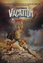 National Lampoon's Vacation - 27 x 40 Movie Poster - Style B