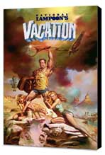 National Lampoon's Vacation - 27 x 40 Movie Poster - Style A - Museum Wrapped Canvas