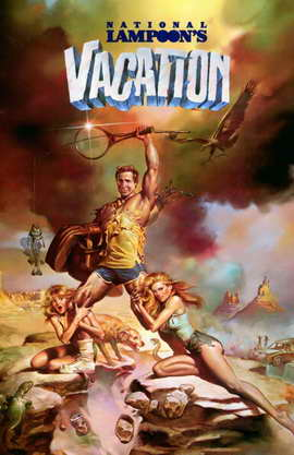 National Lampoon's Vacation - 11 x 17 Movie Poster - Style A
