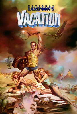 National Lampoon's Vacation - 27 x 40 Movie Poster - Style A