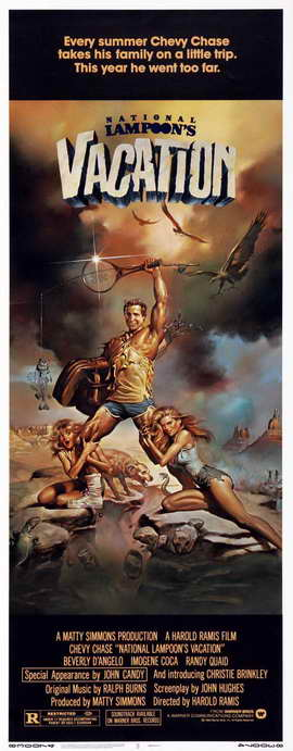 National Lampoon's Vacation - 14 x 36 Movie Poster - Insert Style A