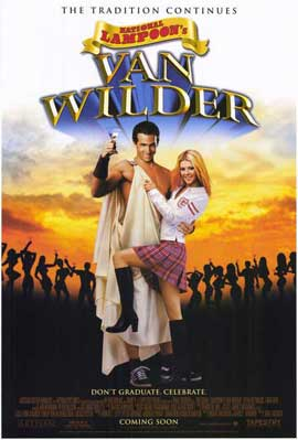 National Lampoon's Van Wilder - 11 x 17 Movie Poster - Style A