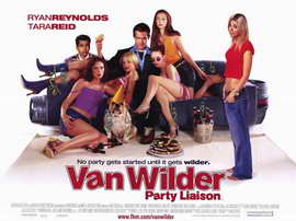 National Lampoon's Van Wilder - 11 x 17 Movie Poster - Style B