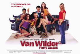 National Lampoon's Van Wilder - 27 x 40 Movie Poster - Style B