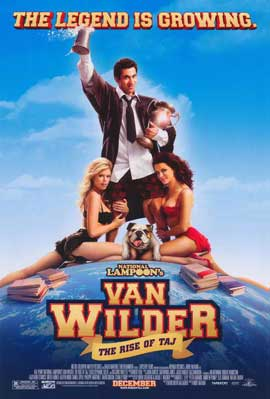 National Lampoon�s Van Wilder: The Rise of Taj - 11 x 17 Movie Poster - Style A