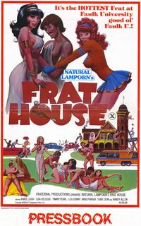 National Lamporn's Frat House - 11 x 17 Movie Poster - Style A