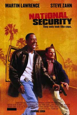 National Security - 11 x 17 Movie Poster - Style A