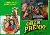 National Velvet - 11 x 17 Movie Poster - Italian Style B