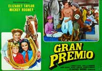 National Velvet - 11 x 17 Movie Poster - Italian Style A