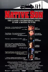 Native Son - 27 x 40 Movie Poster - Style A
