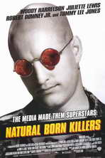 Natural Born Killers - 11 x 17 Movie Poster - Style B