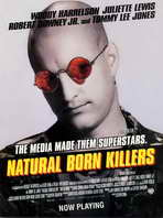 Natural Born Killers - 11 x 17 Movie Poster - Style D