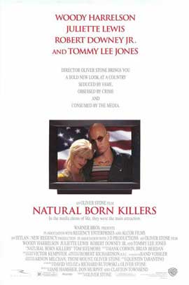 Natural Born Killers - 11 x 17 Movie Poster - Style A