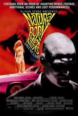 Natural Born Killers - 27 x 40 Movie Poster - Style C