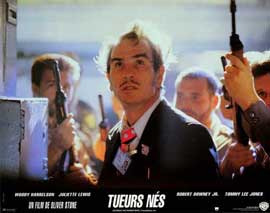 Natural Born Killers - 11 x 14 Poster French Style B