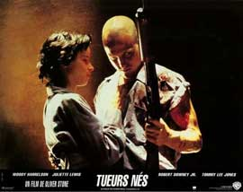 Natural Born Killers - 11 x 14 Poster French Style C