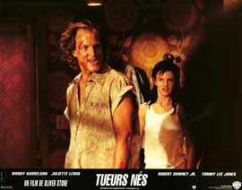 Natural Born Killers - 11 x 14 Poster French Style F