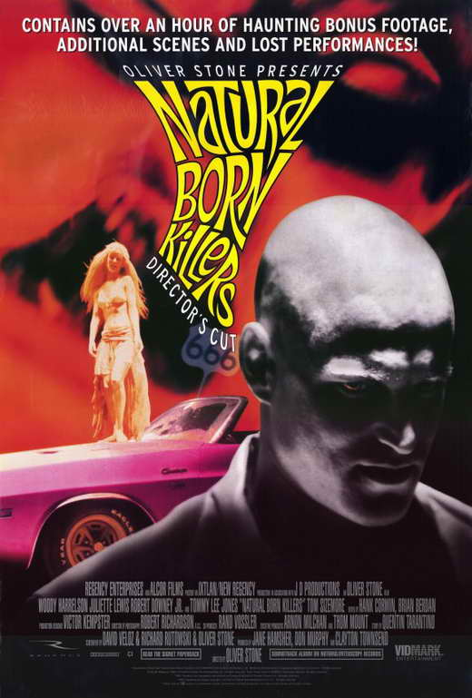 Natural Born Killers Movie Posters From Movie Poster Shop