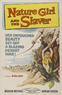 Nature Girl and the Slaver - 27 x 40 Movie Poster - Style A