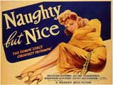 Naughty but Nice - 11 x 14 Movie Poster - Style A