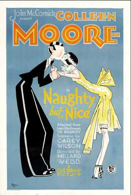 Naughty but Nice - 11 x 17 Movie Poster - Style B