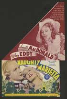 Naughty Marietta - 11 x 17 Movie Poster - Style C