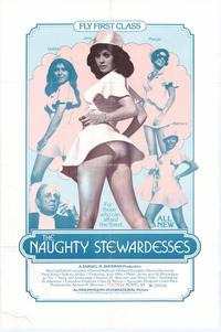 Naughty Stewardesses - 27 x 40 Movie Poster - Style A