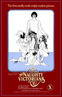 Naughty Victorians - 43 x 62 Movie Poster - Bus Shelter Style A