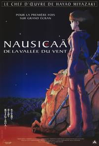 Nausica� of the Valley of the Winds - 11 x 17 Movie Poster - French Style A